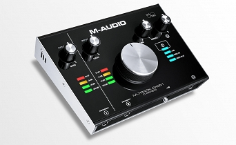 M-AUDIO M-Track 2x2M Interfejs audio